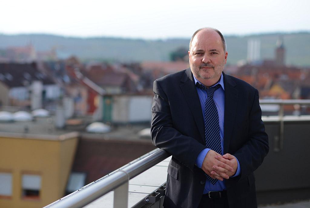 Medienexperte Prof.  Dr. Frühbrodt